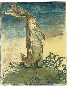 'The Velveteen Rabbit' - illustration by William Nicholson
